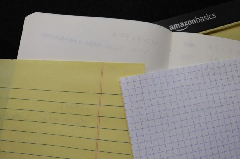 ファーバーカステルの万年筆インク「ヘーゼルナッツブラウン」が落ち着いた感じでキレイ。