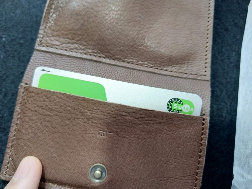 エムピウの小さくて軽い財布「ストラッチョ」を購入したのでレビュー