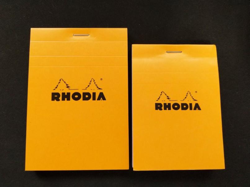 ロディアの「No.11」と「No.12」サイズは使い勝手がとても良くて手放せなくなる!