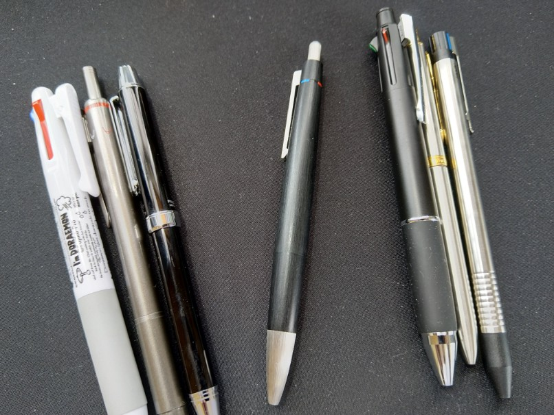 人気の高級4色ボールペン「LAMY 2000 L401」をレビュー!名品だと思うけど…