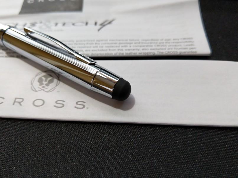 クロスの多機能ペン「テックスリー」を購入したのでレビューしてみる。
