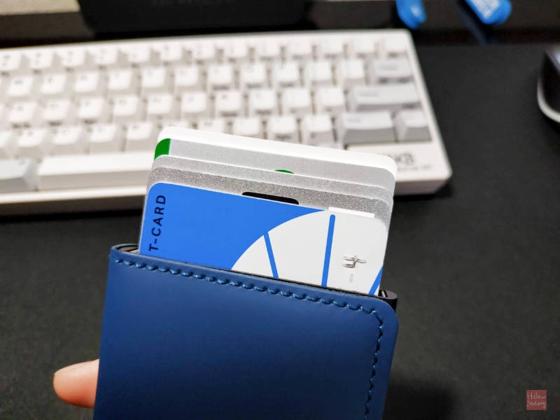 review secrid mini wallet 11