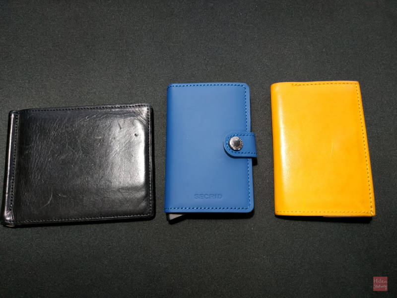 review secrid mini wallet 12