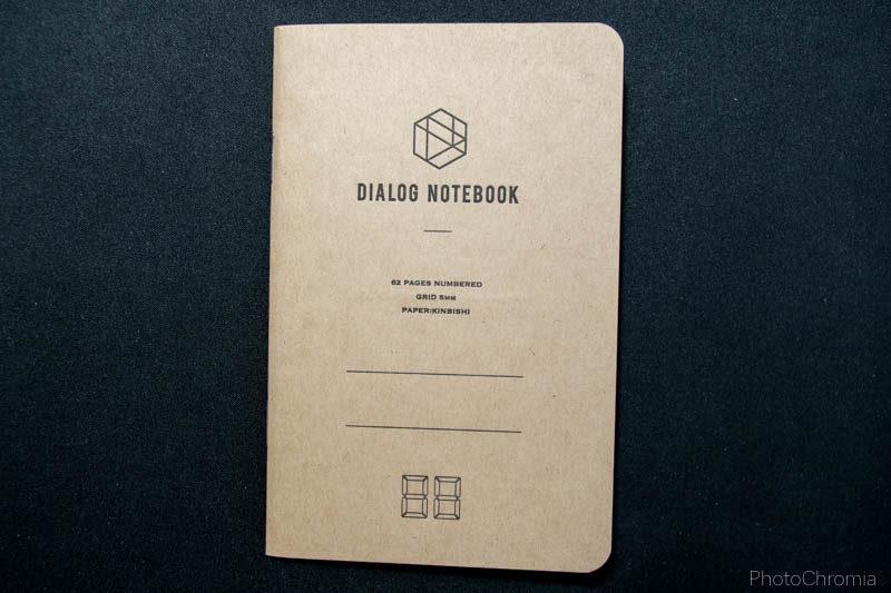 ダイアログノート(DIALOG NOTEBOOK)をレビューはじめ